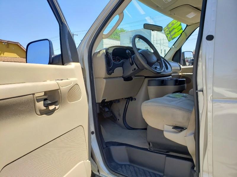 Ford Econoline Cargo Van 2008 price $4,995 Cash