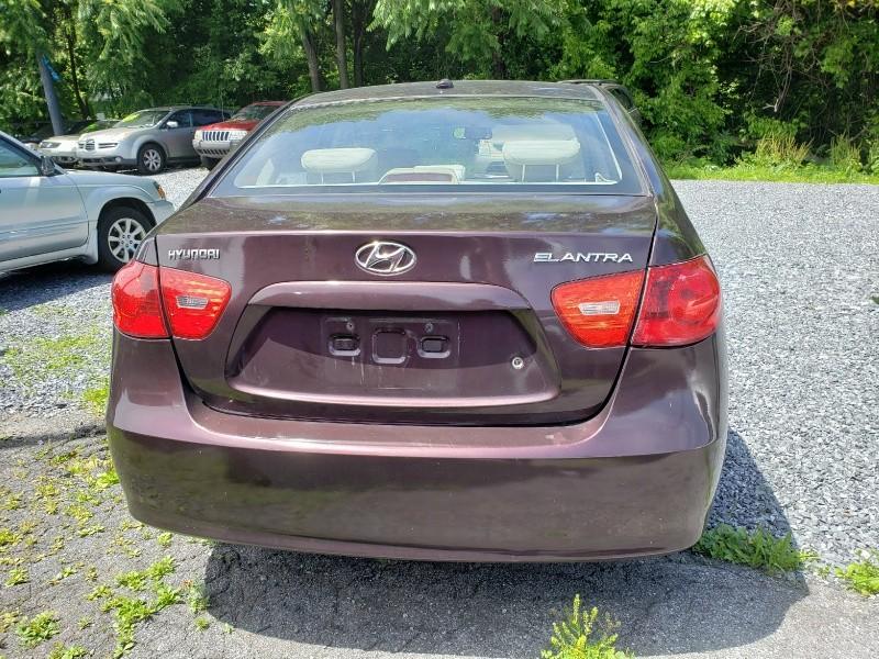 Hyundai Elantra 2008 price $0