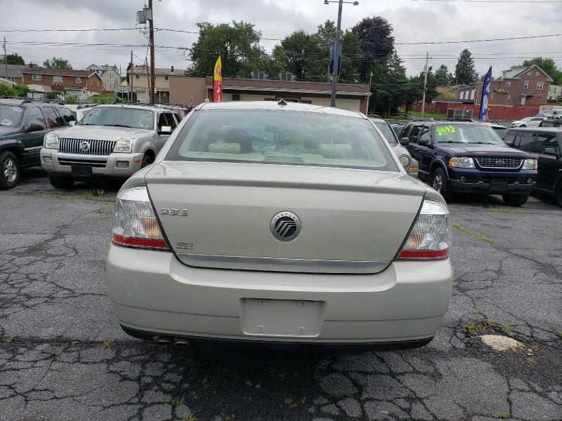 Mercury Sable 2008 price $2,995 Cash