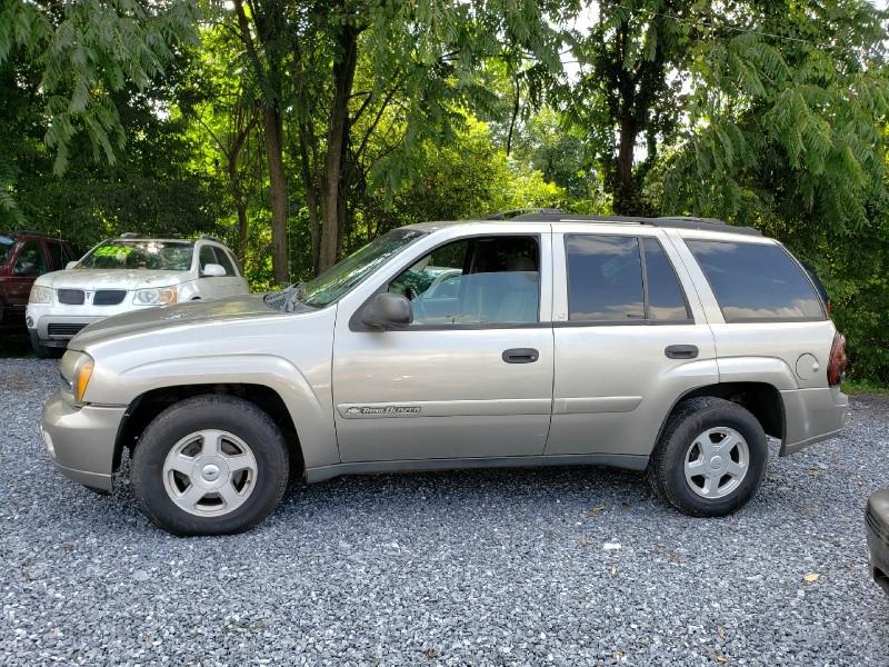 Chevrolet TrailBlazer 2002 price $2,595