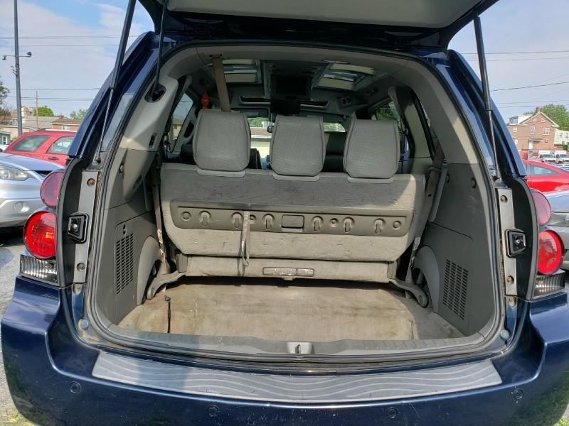 Nissan Quest 2007 price $4,495