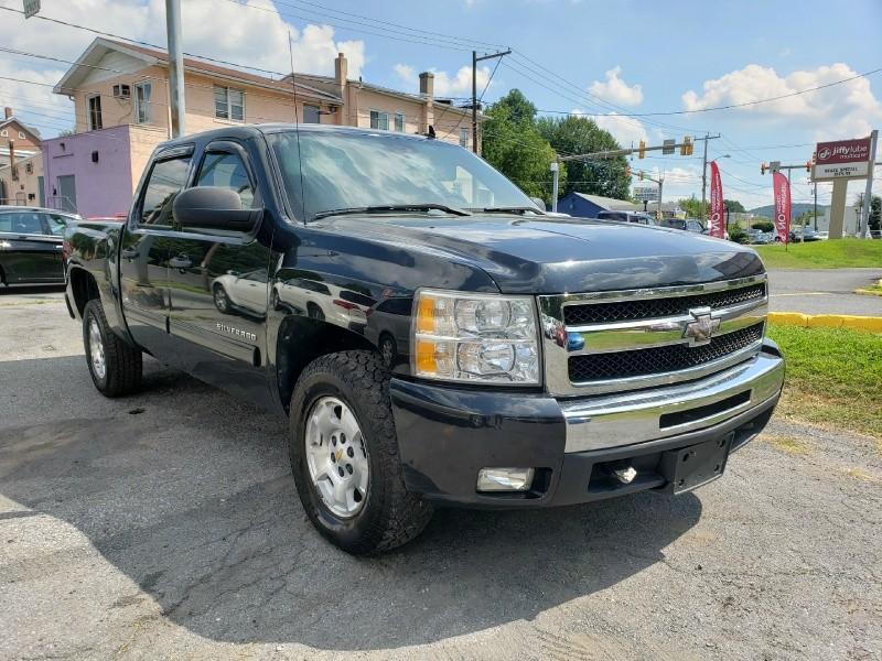Chevrolet Silverado 1500 2010 price $10,495