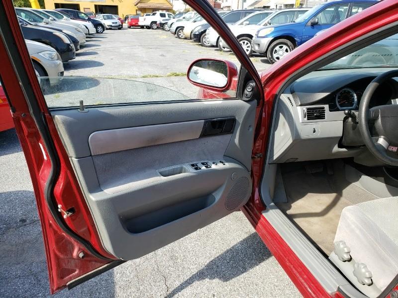 Suzuki Forenza 2007 price $2,895