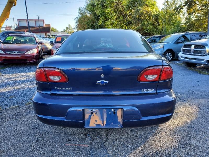 Chevrolet Cavalier 2001 price $1,995