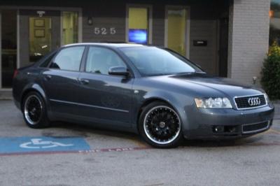 2002 Audi A4 4dr Sdn 1.8T CVT