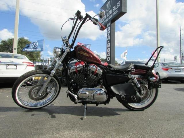 2012 HARLEY XL1200