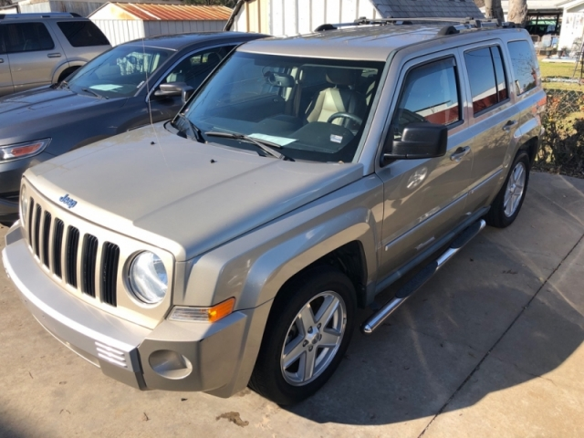 2010 jeep patriot limited inventory oldtownautosales auto dealership in lewisville texas. Black Bedroom Furniture Sets. Home Design Ideas