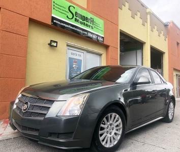 2011 Cadillac CTS 3.0L Luxury 4dr Sedan