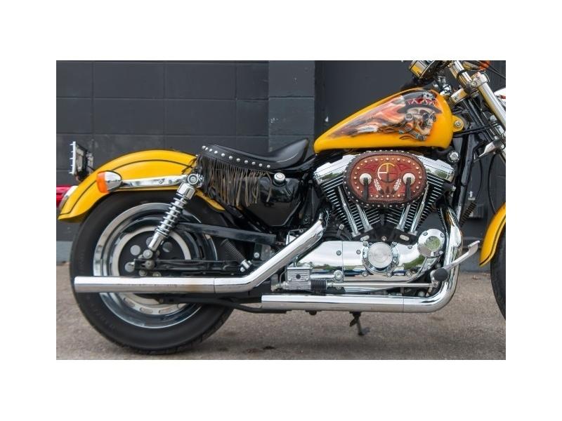 Harley-Davidson XL1200C 2001 price $7,890
