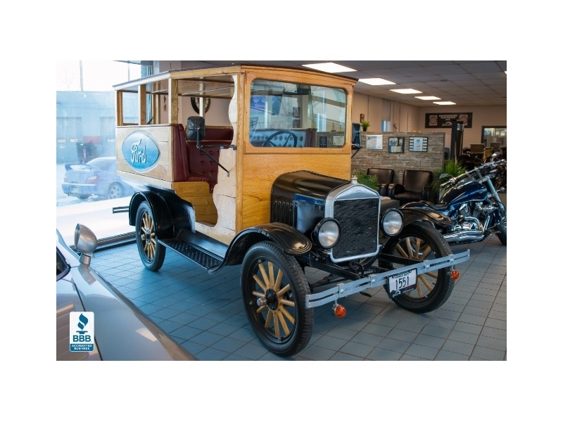 Ford MODEL T LIGHT PICKUP 4 CYL 1923 price $25,000