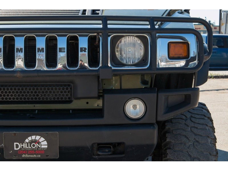 HUMMER H2 2003 price Call for Pricing.