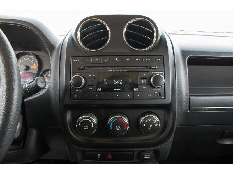 Jeep Patriot Sport 2016 price $14,980