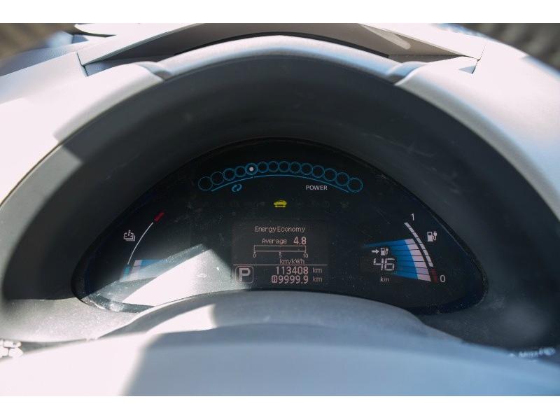 Nissan Leaf SL 2012 price $13,480