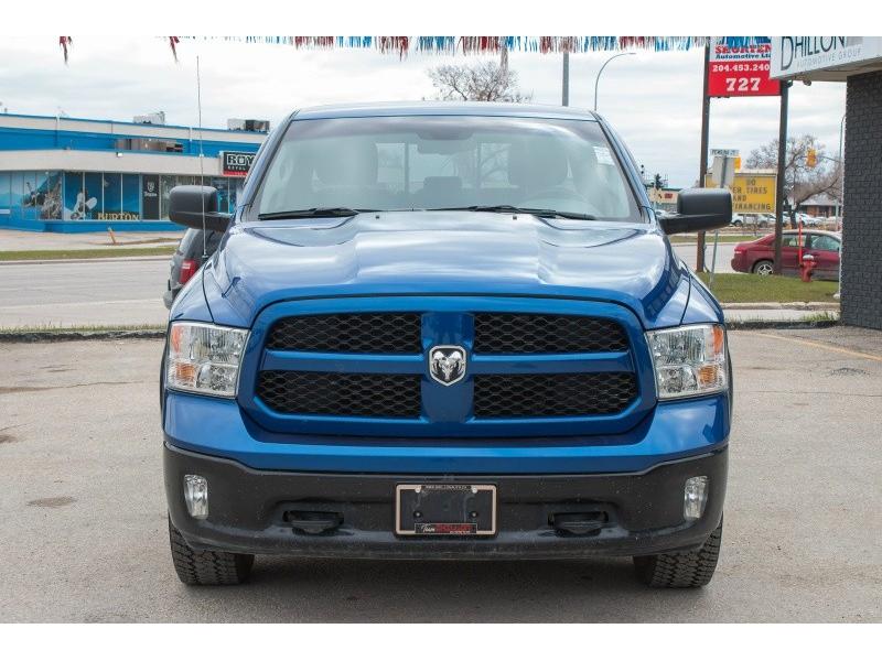 RAM 1500 SLT 2017 price $34,025