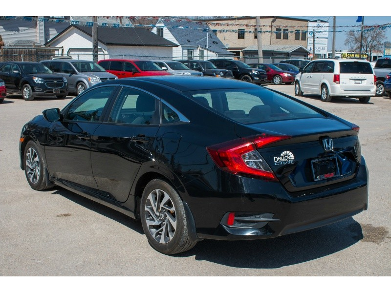 Honda Civic EX 2016 price Call for Pricing.