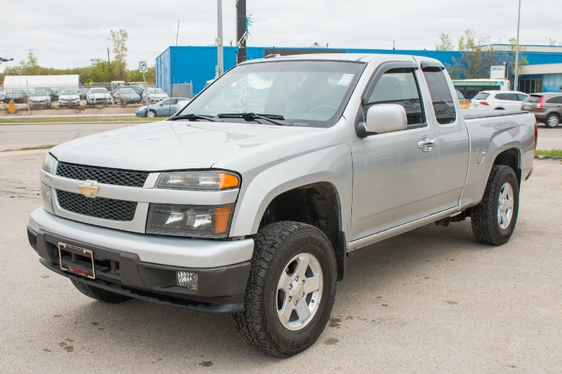 Chevrolet Colorado 2011 price $15,325