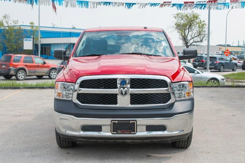 RAM 1500 ST 2017 price $26,434