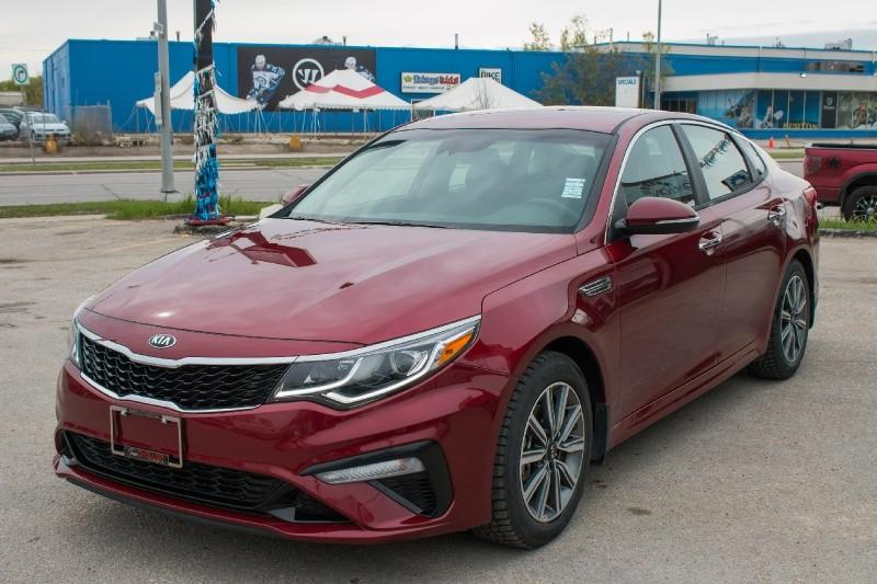 Kia Optima 2019 price $21,275