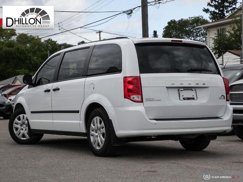 Dodge Grand Caravan SE 2015 price $16,200