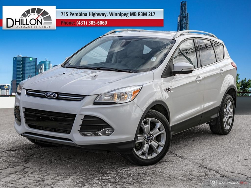 Ford Escape Titanium 2014 price $17,550
