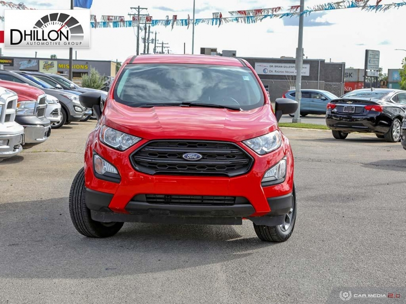 Ford Ecosport S 2018 price $22,870
