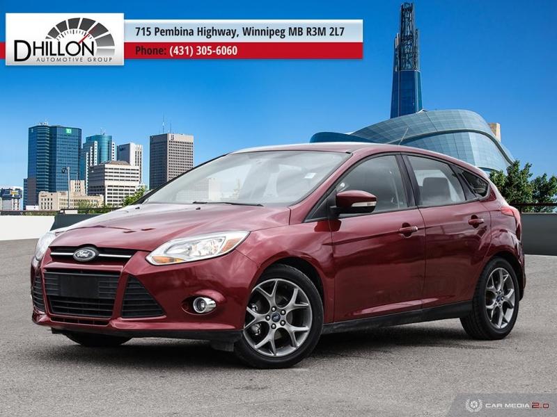Ford Focus 2013 price $9,295