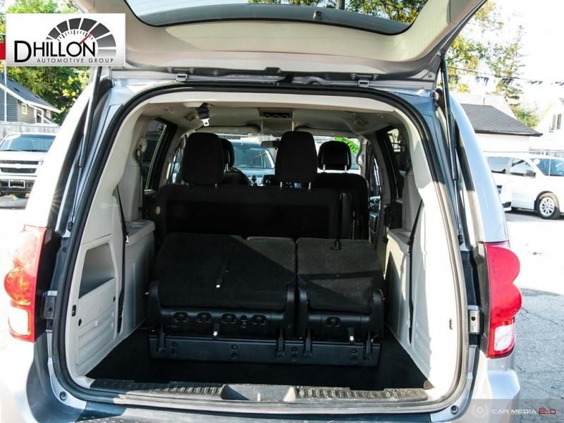 Dodge Grand Caravan 2017 price $17,575