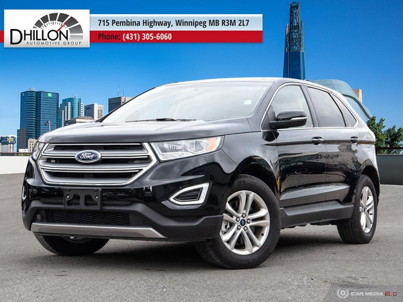 Ford Edge 2018 price $31,780