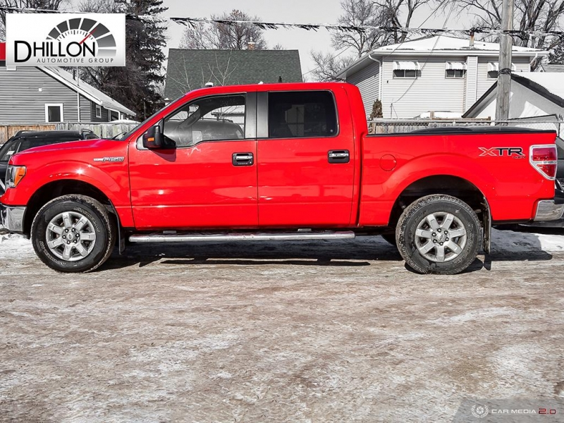 Ford F-150 2013 price $25,480