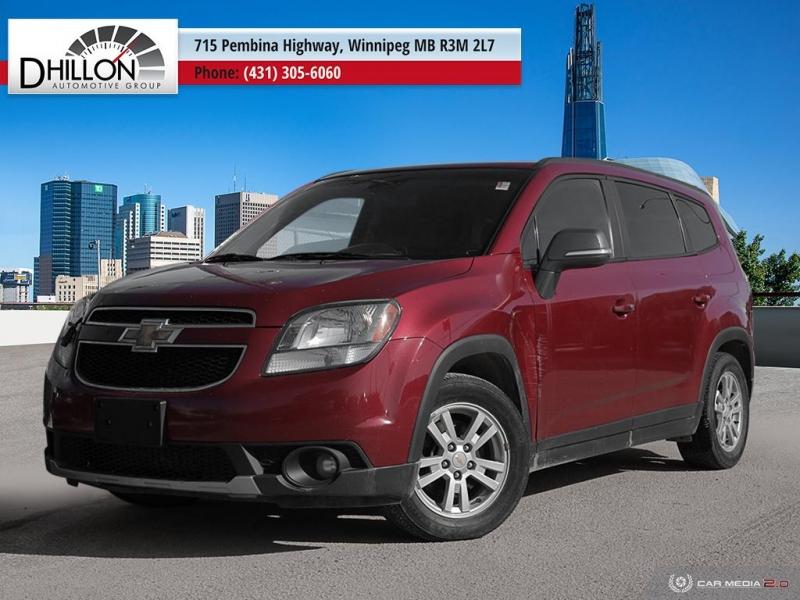 Chevrolet Orlando 2014 price $7,480
