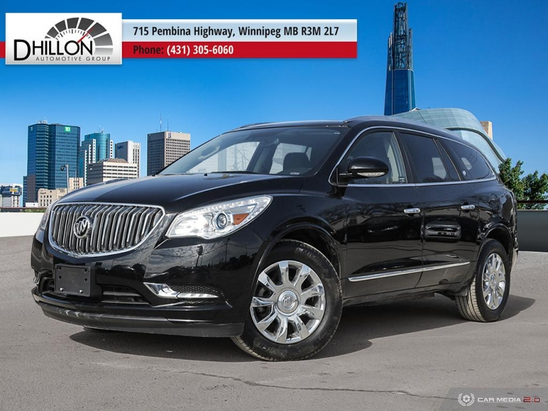 Buick Enclave 2017 price $38,550