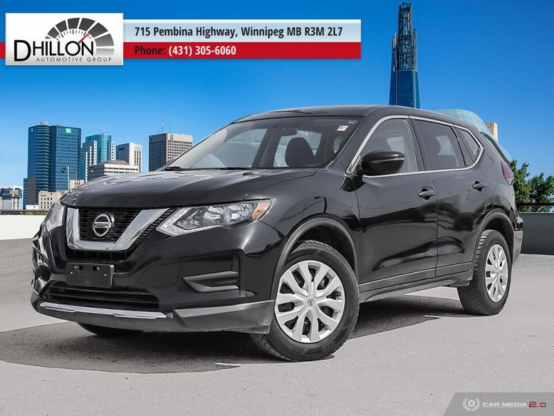 Nissan Rogue 2018 price $19,625