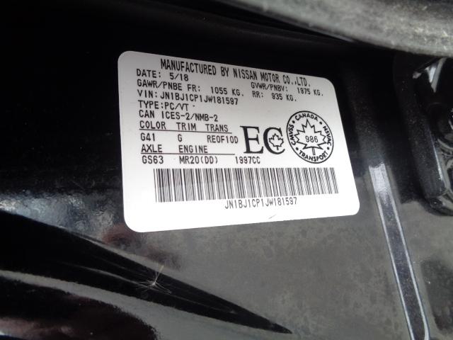 Nissan Qashqai 2018 price $22,950