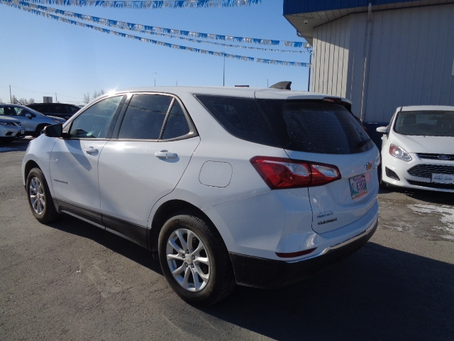Chevrolet Equinox 2018 price $22,950