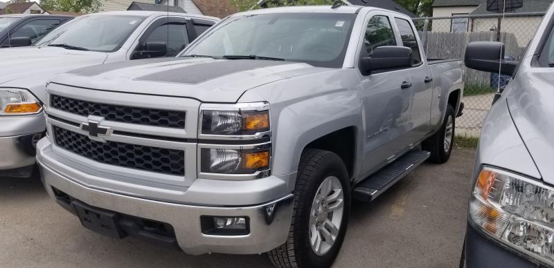 Chevrolet Silverado 1500 2014 price $20,980