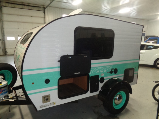 SUNSET PARK RV SUNRAYY 2018 price $8,995