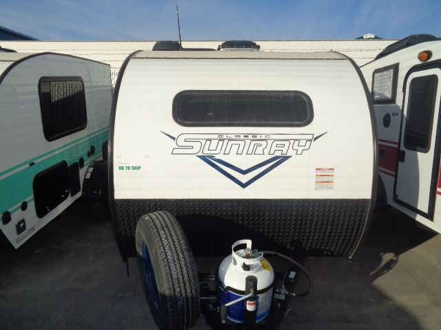 SUNSET PARK RV SUNRAY 109 2019 price $9,995