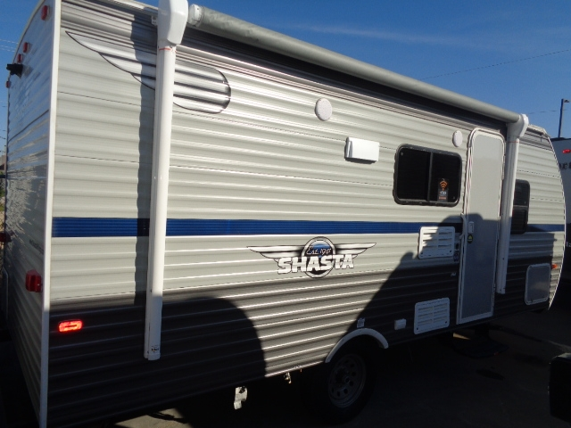 Forest River SHASTA OASIS 18BH 2019 price $18,995