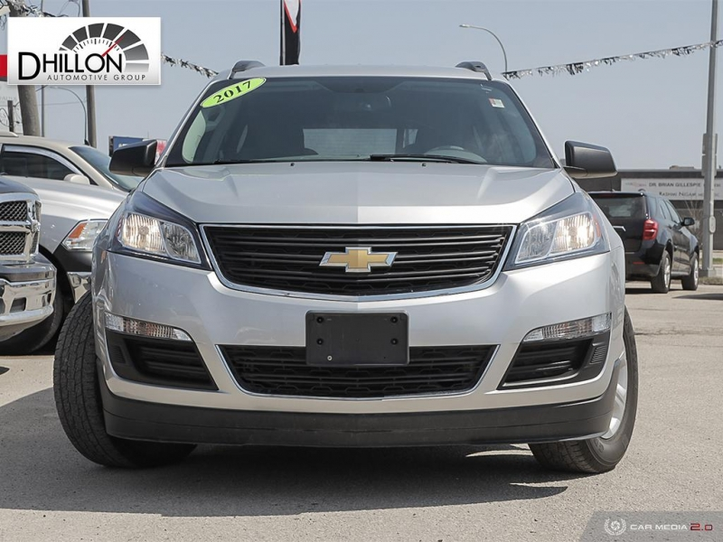 Chevrolet Traverse 2017 price $21,890