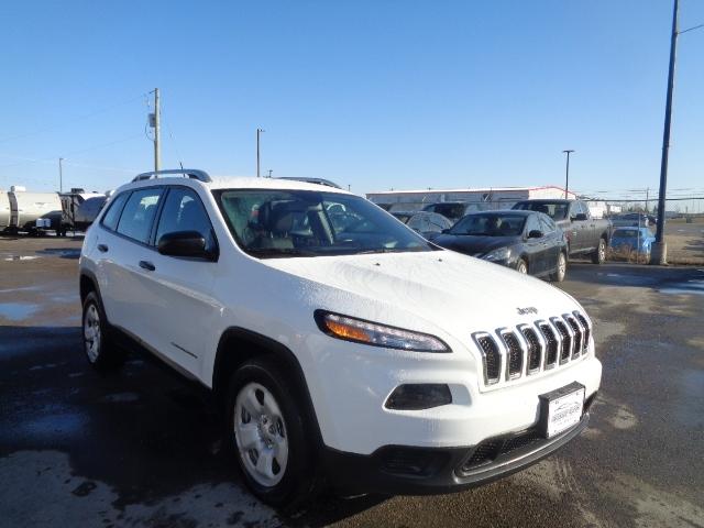Jeep Cherokee 2016 price $17,950