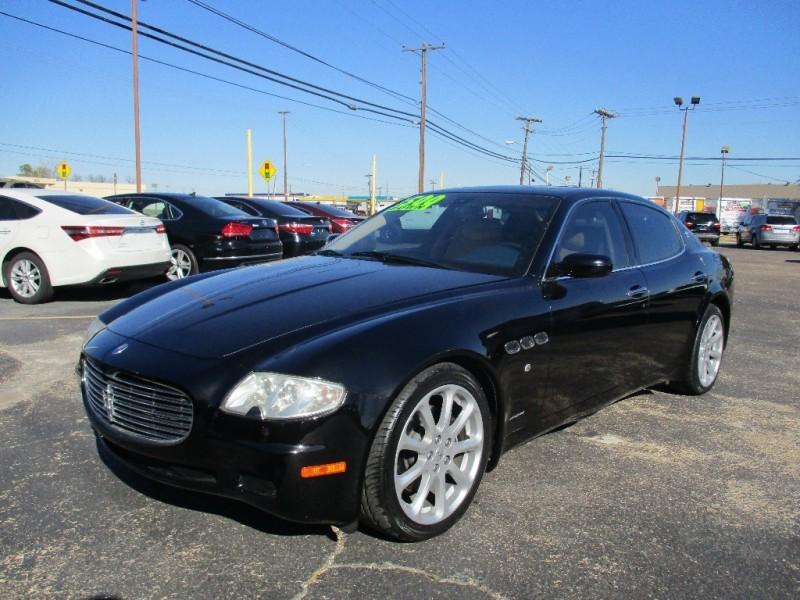 2005 Maserati Quattroporte 4dr Sdn Heb Auto Sales Inc Serving Hurst