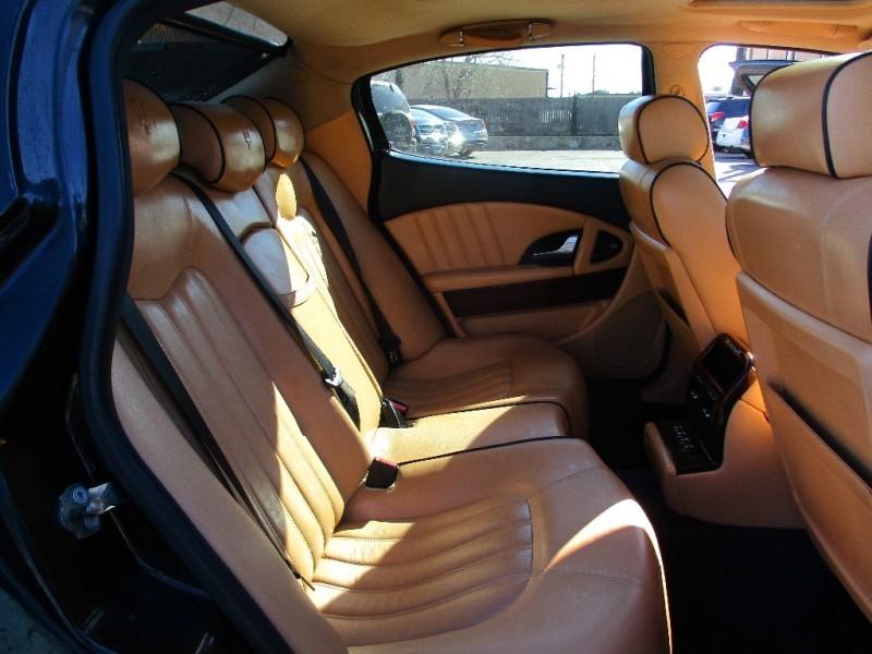 Maserati Quattroporte 2005 price $5,000