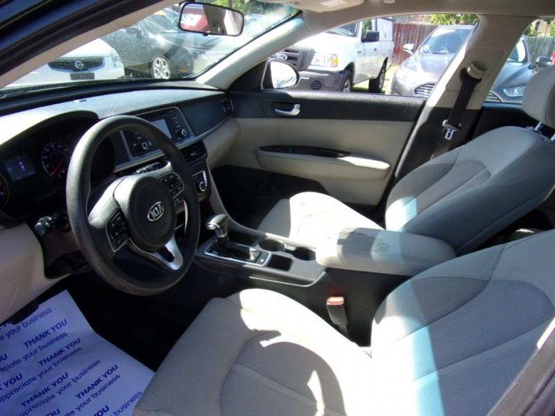 Kia Optima 2016 price $13,995