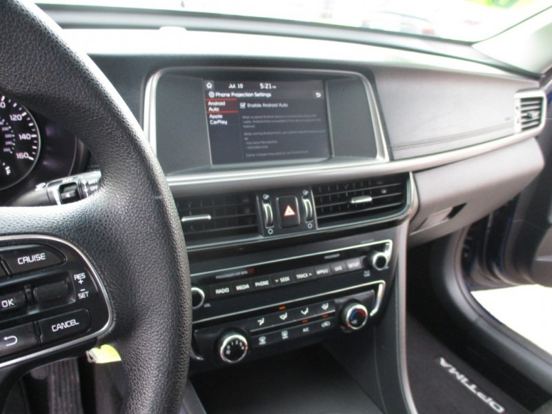 Kia Optima 2018 price $14,995