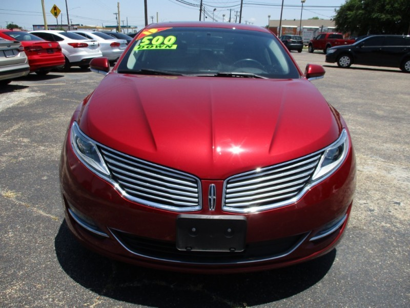 Lincoln MKZ 2015 price $18,500