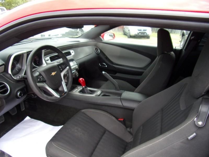 Chevrolet Camaro 2013 price $13,995