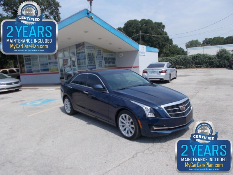 Cadillac ATS Sedan only 10k miles factory warranty get here 2017 price $20,999