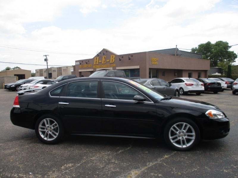 Chevrolet Impala Limited 2016 price $11,995