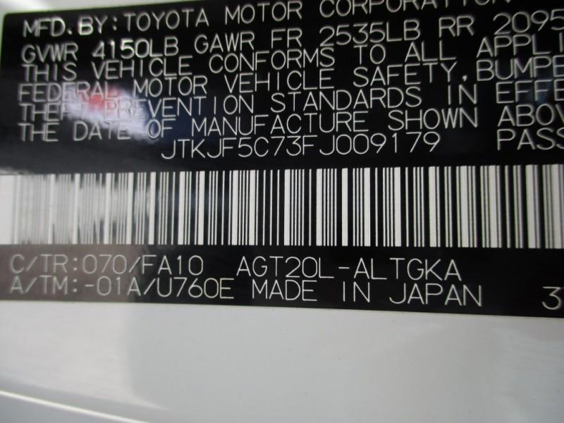 Scion tC 2015 price $12,995