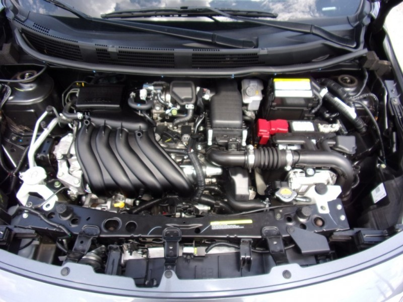 Nissan Versa Sedan 2017 price $10,995
